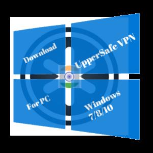 UpperSafe VPN for PC
