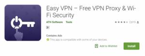 Easy VPN for Windows 10