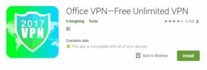 Office VPN For Windows