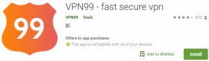 VPN99 For Windows