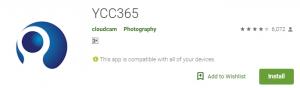 YCC365 Security Camera App PC Download